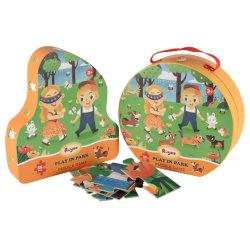 OEM Customized Paper Puzzle Pädagogische Spielzeug Puzzle