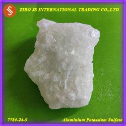 물 정제 첨가제 알루미늄 황산염 알럼 칼륨