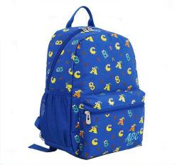 Distributeur Guzhi KID Bleu étudiant école de filles sac sac à dos en nylon