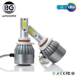 도매 C6 LED 헤드라이트 전구 차량 26W 6000루멘 자동 램프