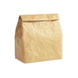 Fördernder Geschenk-Nahrungsmittelanlieferungs-Mittagessen-Kühlvorrichtung-Beutel aufbereitetes Papier