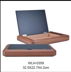 Contenitore impaccante di sigaro naturale di legno su ordinazione per la S