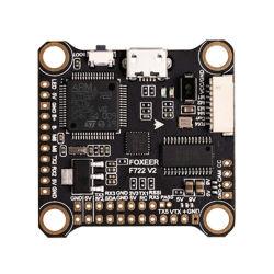Foxeer F722 V2 Fpv полет контроллер на базе ядра ARM6000 Betaflight Bf OSD FC для Fpv Racing Drone
