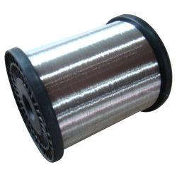 Leitfähigkeit-Zinn des Qualitäts-Fachmann-40% konservierte überzogener plattierter Stainlesstin überzogenes Kupfer-plattierter Stahldraht-Großverkauf kupfernen Draht