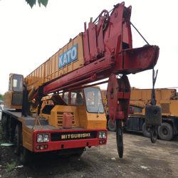Kato usato/di seconda mano originale 50t/25t/30t/150t, gru del camion di Nk-500e con la condizione di lavoro nel prezzo poco costoso dal fornitore onesto cinese da vendere