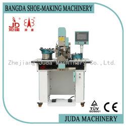 Botão automático de puncionar e encaixe de fixação de rebitar máquina de Fixação