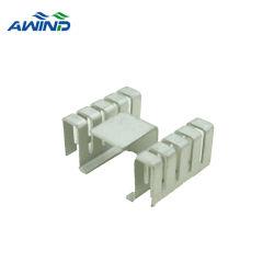 L'estampage Saluminum standard de la partie de l'équipement réseau