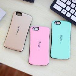 Sinbeda Iface Mall para iPhone 4S 5g 5s 5c casos TPU+PC estojo rígido híbrida à prova de Tampa Traseira de silicone para iPhone 4G 5g 5c caso