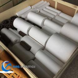 Vástago de PTFE virgen pura Varilla de plástico de la barra de Teflón de plástico suave