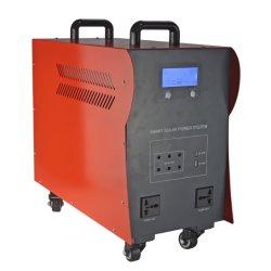 500W van het ZonnePV van het Net Comité/Systeem van de Energie/van de Verlichting/van de Macht voor het Laden van de Telefoon van de Ventilator van TV