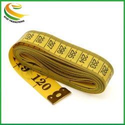 Pratique promotionnelle coloré ruban de mesure escamotable 1,5 M Ruban de mesure souple
