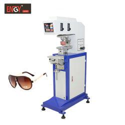 Singola stampante del rilievo di Tampo degli occhiali da sole di colore per la stampatrice del rilievo della bottiglia