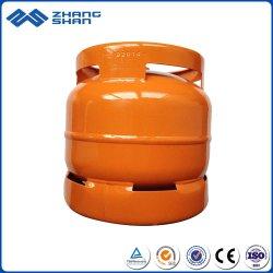Le Ghana Orange 6kg Vérin à gaz GPL portable Camping