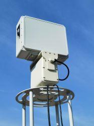 Radar de vigilância perimétrica de curto alcance para o Serviço de Segurança e vigilância