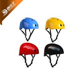 안전 아이 아이 스케이트를 타는 스포츠 자전거 자전거 기관자전차 스케이트 헬멧
