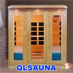 Salle de sauna infrarouge carbone G4A de chauffage 4 Personne Sauna