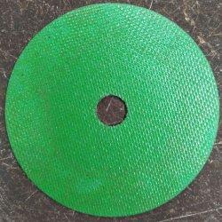 4-дюймовый зеленый режущий диск для нержавеющей стали