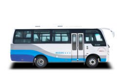 Mudan 115HP Star модель 23 мест микроавтобуса