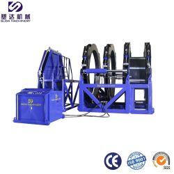 Sud2800mm 버트 퓨전 용접 기계/HDPE 파이프 Fusion 용접 기계/HDPE 버트 Fusion 용접 장비/유압 버트 용접 장비/버트 용접기