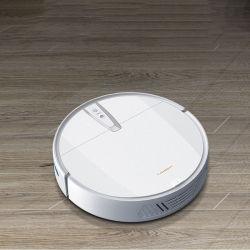M1 robot-aspirateur Aspirateur Multi-Surface-de-chaussée et étage de la machine de nettoyage rotatives Accueil portable mini aspirateur robot intelligent