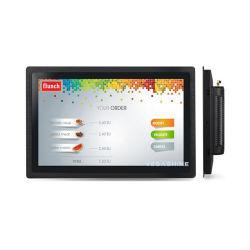 21,5 pulgadas J1900 Panel PC Industrial de la pantalla táctil 4 COM embedded PC kiosko