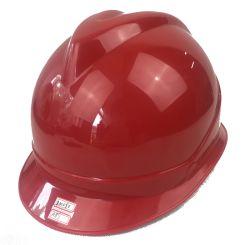 Casco de construcción Seguridad Industrial Seguridad casco en forma de V