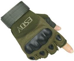 3 couleurs tactique de chasse de l'Armée Fingerless Gants moto militaire de cyclisme