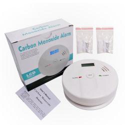 Ce détecteur de monoxyde de carbone de certification RoHS et détecteur de Co pour la construction de maisons d'alarme