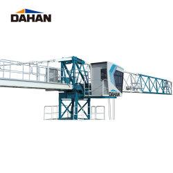 5613 6t de 56 metros de longitud de pluma Dahan Topless de Grúa torre