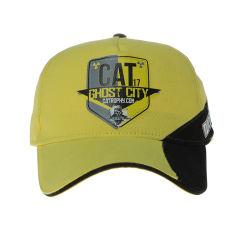 La protezione promozionale degli uomini di marchio dell'OEM del berretto da baseball su ordinazione all'ingrosso del ricamo mette in mostra lo Snapback che corre il cappello degli adulti del cotone