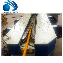 PE PP PVC Coruugated à paroi simple tuyau de protection de l'extrusion de la machine de formage