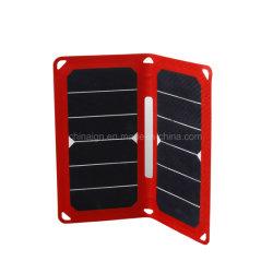 ETFE Sunpower flexible plegable Panel solar portátil de luz /Mano High Power Panel solar al aire libre para viajar en barco&Bolsa Cargador solar