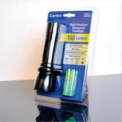 Embalagem de plástico personalizado para a Lanterna