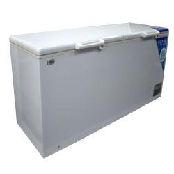 큰 수용량을%s 가진 2021년 냉각 장비 얼음 내각 상업적인 수평한 냉장고 가슴 냉장고 냉장고