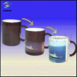 Changement de couleur de pigment thermochromique thermique de la poudre de température pour la céramique/Mugs