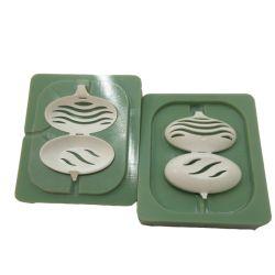 Kundenspezifische handgemachte Seifen-Stab-Form-Silikon-Form für Plastikprodukte