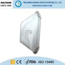 Качающийся нижний нетканого материала типа класс FFP2 пылезащитную маску без клапана