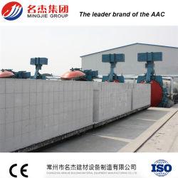 AAC песок извести или летучую золу производственной линии - 400000300000M3, M3