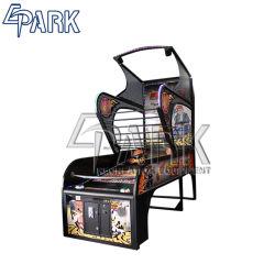 Prodotti di lusso del parco di divertimenti della macchina del gioco di tiro della moneta della macchina del gioco di esercitazione di sport della macchina di pallacanestro