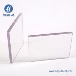 زجاج بلاستيكي مضاد للأشعة فوق البنفسجية من البولي كربونات 4*8
