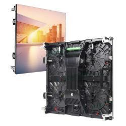 P3 Ultra sottile Super Light per interni manutenzione anteriore elevata luminosità Gli schermi LED sono dotati di pannelli per affissioni