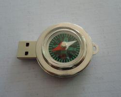 Neuheit-Kompaß USB-Blinken-Laufwerk (OM-P168)