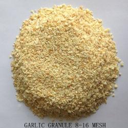 Bonne qualité de l'ail déshydraté granule de l'usine