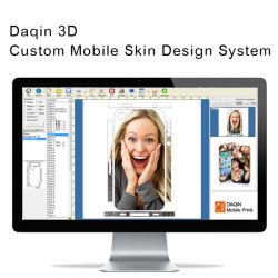 Мобильный телефон случае пользовательского программного обеспечения для проектирования DIY мобильному телефону кожи