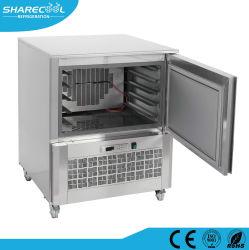 Comercial de -40 grados congelación de choque Aprobado ce Instant blast freezer