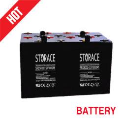 La valvola ha regolato la batteria solare della batteria al piombo 2V 3000ah
