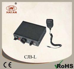 Panel de control digital y la Sirena con amplificador 100W de potencia (CJB-L)