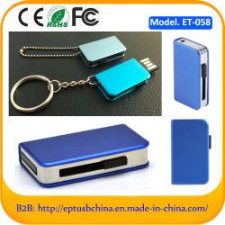 16GB het creatieve Boek Gestalte gegeven Geheugen USB 2.0 van de Flits USB (ET058)