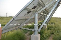Polo de paneles solares soportes de montaje de piezas para la Energía Ll-Se PV-09