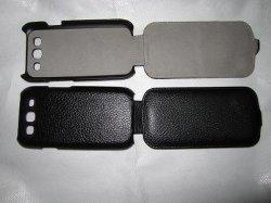 Кожаный чехол для мобильного телефона Samsung Galaxy S3